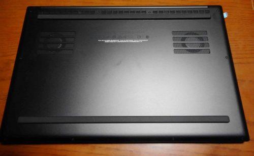 ノートパソコンSSD増設10